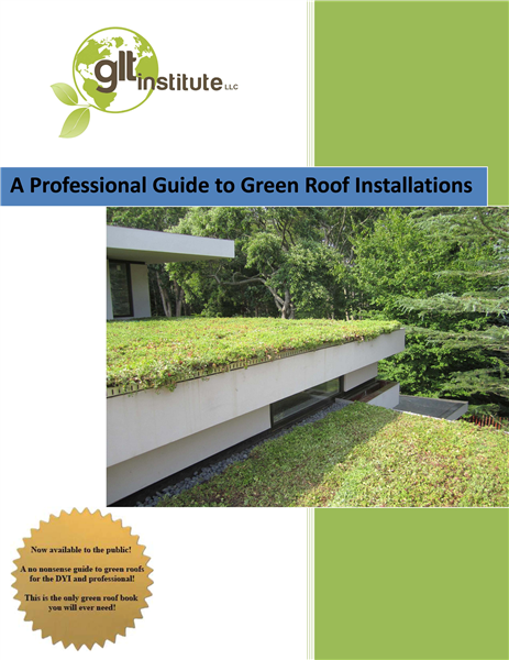 10 Lb Green Living Roof System Performing Since 2010