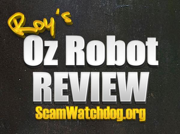 Oz robot binary options