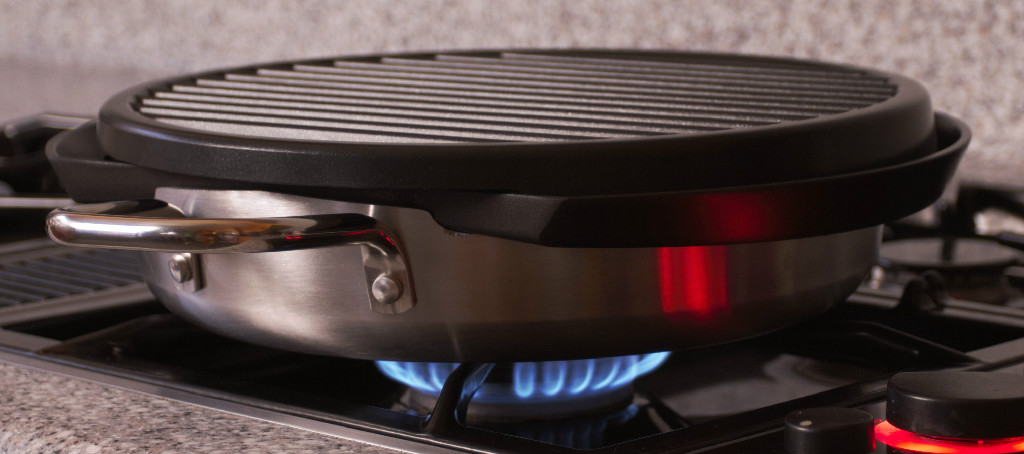 Stove Top Grills For Gas Stoves ~ Outdoor bbq functionality on your gas stove with stephen s