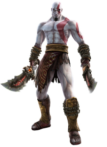 Title Fight: Kratos in Sony Smash Bros. on Paul Gale Network