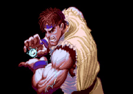 Super Street Fighter II: The New Challengers on Paul Gale Network