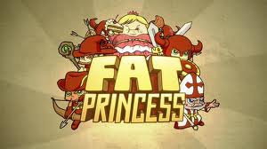 Title Fight: Fat Princess in Sony Smash Bros. on Paul Gale Network