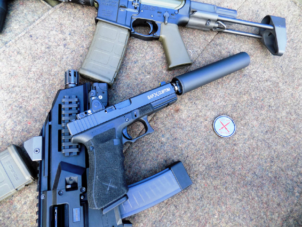 Gunsmith Armorer Cerakote Laser Engrave Services