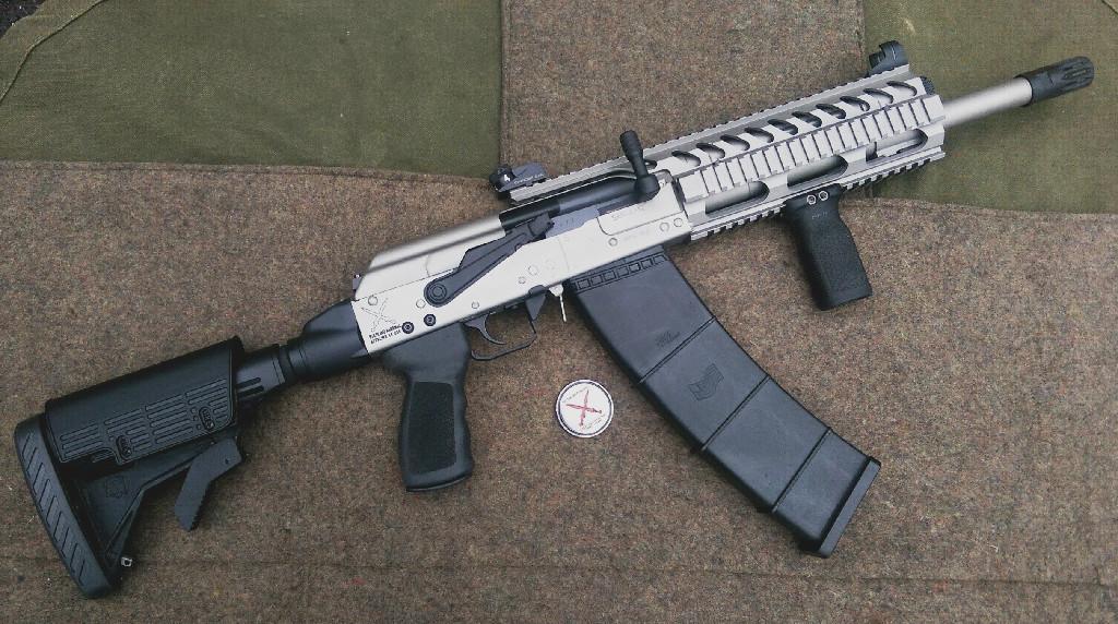 AK47 AK74 SAIGA VEPR