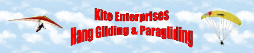 Kite Enterprises Hang Gliding & Paragliding