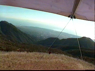 Fly Away Hang Gliding - Our 3800 foot mountain launch