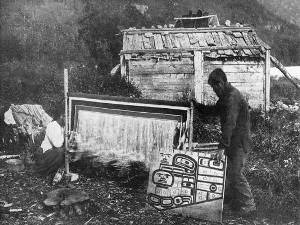 St. Pius X Mission Boarding School for Native children, Tlingit:  People of the Tides