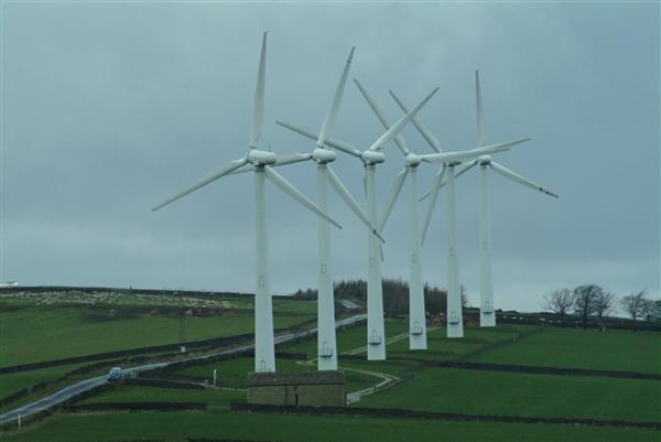 Dos gigantes se unen para aventurarse en el campo de energía Eólica en Brasil