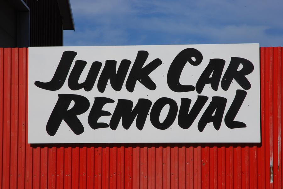 Free Removal of JUNK CARS