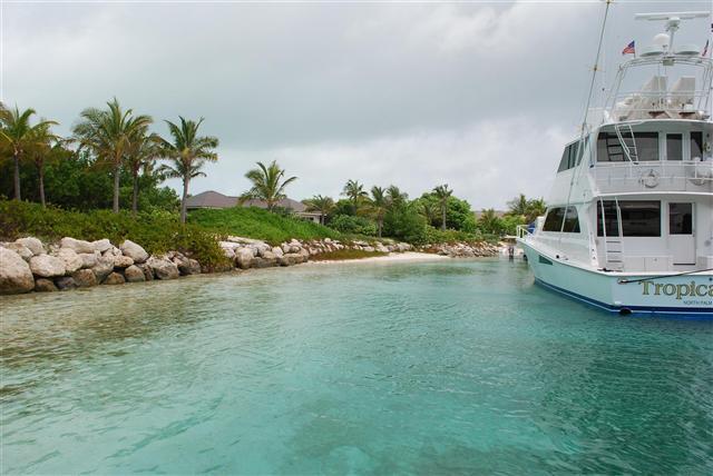 Sampson Cay Bahamas : Sampson Cay Exuma : Sampson Cay Marina