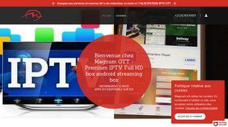 elbekkai makhloufi | Magnum OTT iptv in berkane - GoDaddy Pro Connect