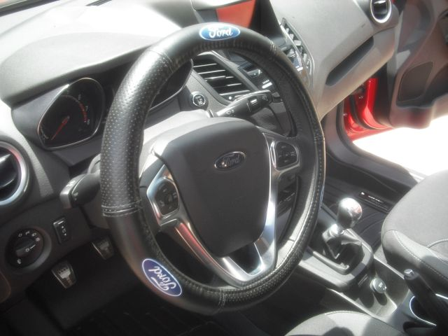 My Mats From Ford And Weathertech And Steering Wheel Cover