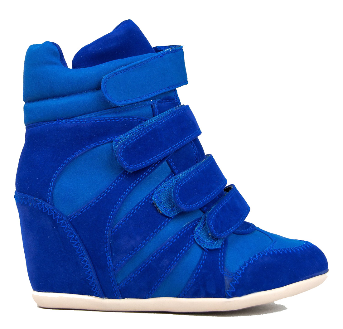 Royal Blue Shoes Aldo