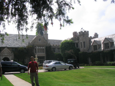 Paul Gale Network at The Playboy Mansion