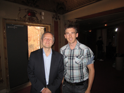 Paul Gale and Yves Guillemot