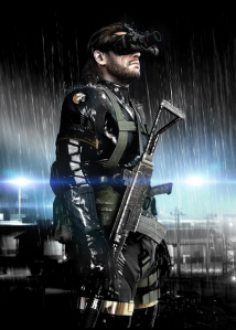 Metal Gear Solid: Ground Zeroes first gameplay footage on Paul Gale Network