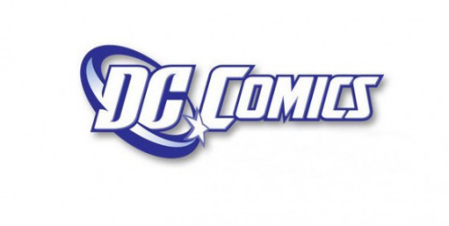 Classic DC Comcis logo on Paul Gale Network