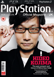 Official PlayStation Magazine UK Metal Gear Solid 5 confirmed by Hideo Kojima on Paul Gale Network