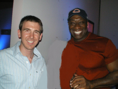 Michael Clarke Duncan passes away on 09-03-12 RIP from Paul Gale Network