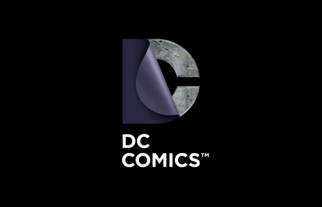 New DC Comics logo cracked on Paul Gale Network