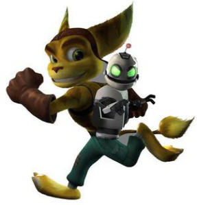 Ratchet and Clank in PlayStation All-Stars Battle Royale on Paul Gale Network