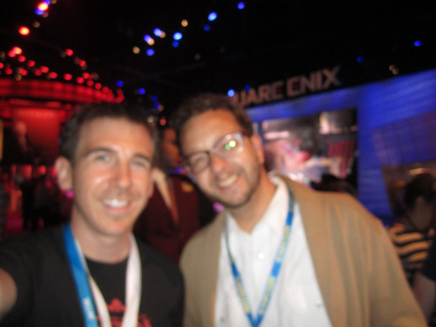 Seth Killian at E3 2012 on Paul Gale Network