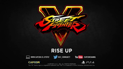 Street Fighter V by Capcom on Paul Gale Network