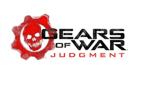 Gears of War: Judgment logo on Paul Gale Network
