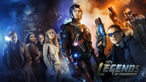 DC's Legends of Tomorrow first look on Paul Gale Network