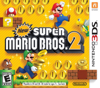 New Super Mario Bros. 2 on Paul Gale Network