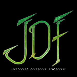 New Jason David Frank logo from Paul Gale Network