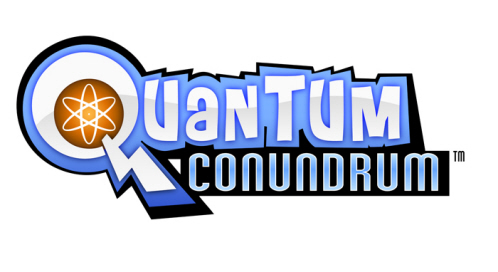 Quantum Conundrum logo on Paul Gale Network