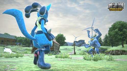 Pokken Tournament officially revealed on Paul Gale Network