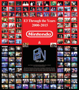 E3 Through the Years 2000-2015 Nintendo & Paul Gale Network Celebration for E3 2016