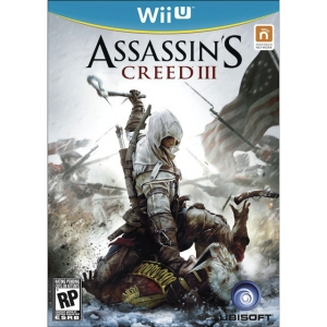 Assassin's Creed III Wii U boxart on Paul Gale Network