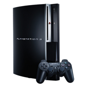 PlayStation 3 console on Paul Gale Network