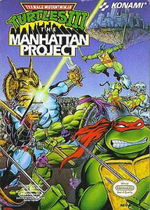 Teenage Mutant Ninja Turtles: The Manhattan Project on Paul Gale Network