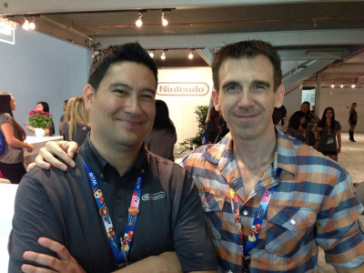 Gil Ruta at E3 2014 on Paul Gale Network