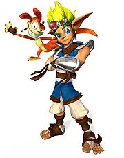 Jak and Daxter in Title Fight on Paul Gale Network