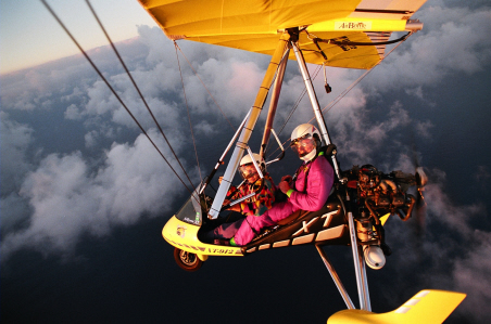 Paradise Air Hang Gliding in Hawaii