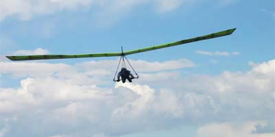 Hang Gliding with Sonora Wings in Arizona