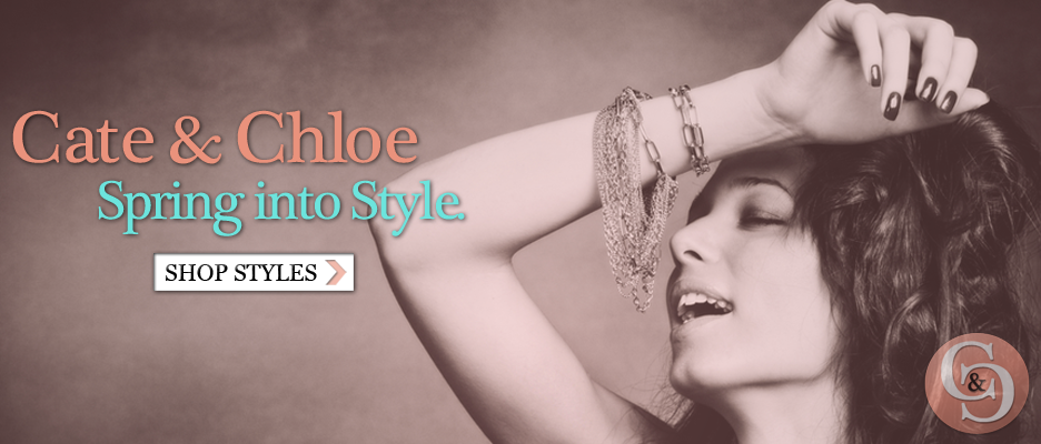 Cate & Chloe Spring Jewelry Collection is Here