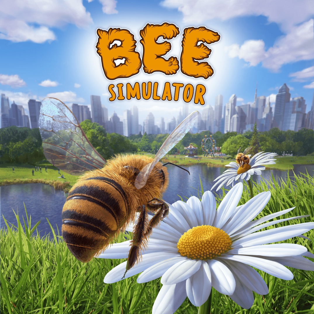 Explore the world through the eyes of a Bee!