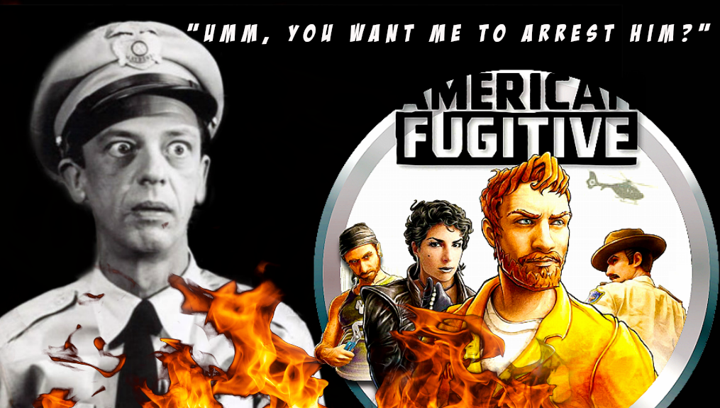 American Fugitive (Steam) Review