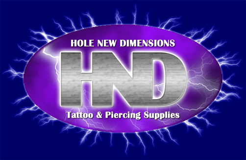 Hole New Dimensions Tattoo Supplies Wholesale to public