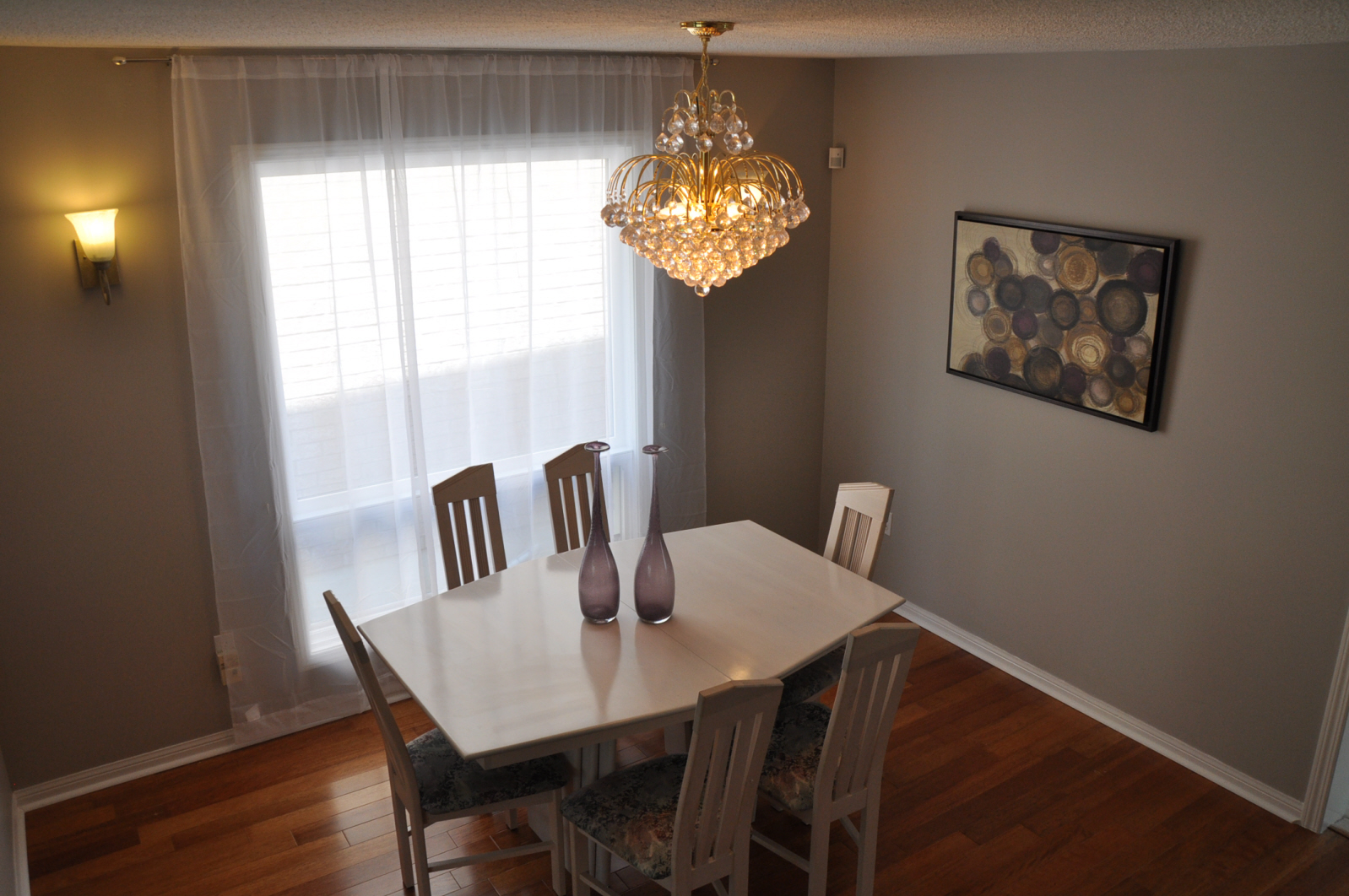 Occupied Home Staging-Dining Room After