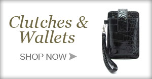 Robert Matthew Clutches & Wallets