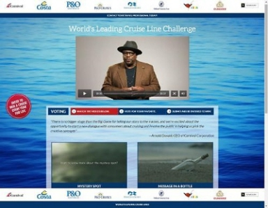 Carnival Corporation Will Debut Its First Super Bowl Ad